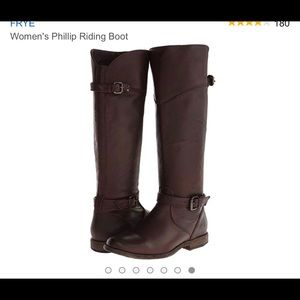 FRYE women's Phillip boot size 8